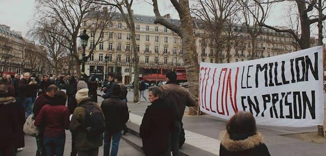 Stop corruption une marche mercredi 1er mars - Marche paris mercredi ...