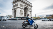 scooter, libreservice, paris