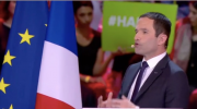Hamon, Mélenchon, meeting, République, Paris, Bercy