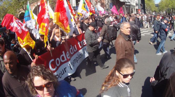 Heurts au défilé du 1er mai: les précisions du ministre de l'Intérieur