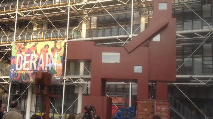 Et revoil la fiac salon de l 39 art contemporain - Salon art contemporain paris ...