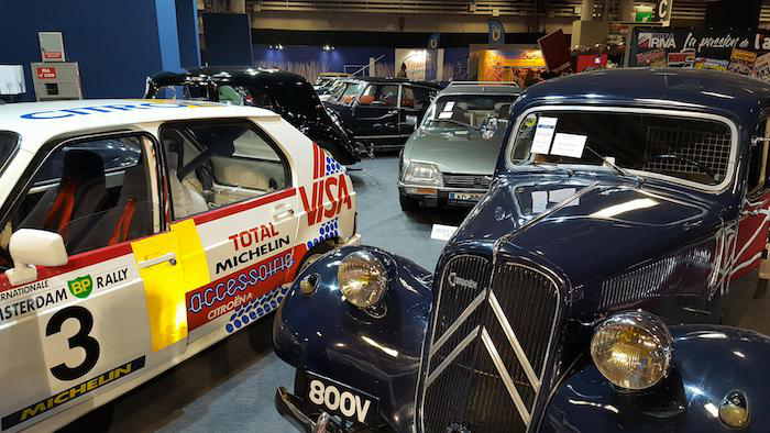 Ce week end le salon r tromobile for Salon a paris ce weekend