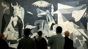 Guernica, exposition, Paris