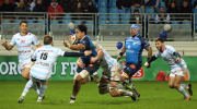 Top14, Castres, Racing92, Montpellier