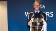 Zidane, Real Madrid, avenir