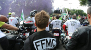 Manif, motards, FFMC,
