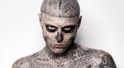 rais Genst, Zombie Boy, tatouage