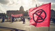 Extinction Rebellion, Paris, Châtelet