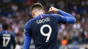 Football, Euro 2020, France-Turquie, Giroud
