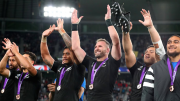 All Blacks, Mondial rugby, Pays de Galles, Hansen
