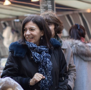 Anne Hidalgo, municipales, réélection