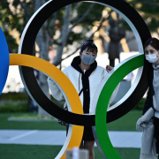 Jeux olympiques, Tokyo, report, CIO