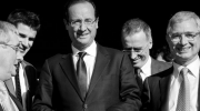 Insee, croissance, Hollande
